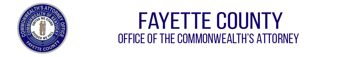 Office of the Fayette Commonwealth's Attorney